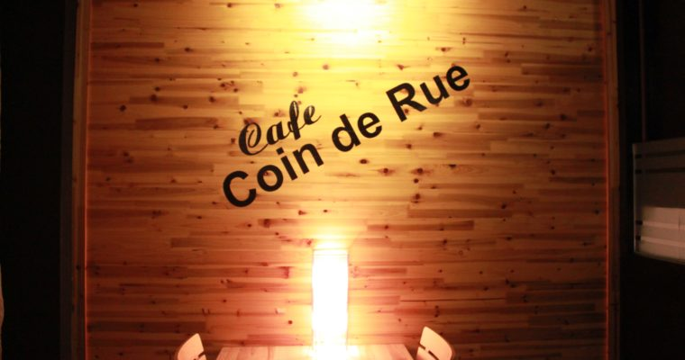 Cafe Coin de Rue
