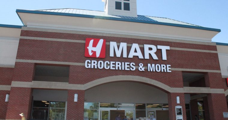The New One-Stop Korean Mart in Cary