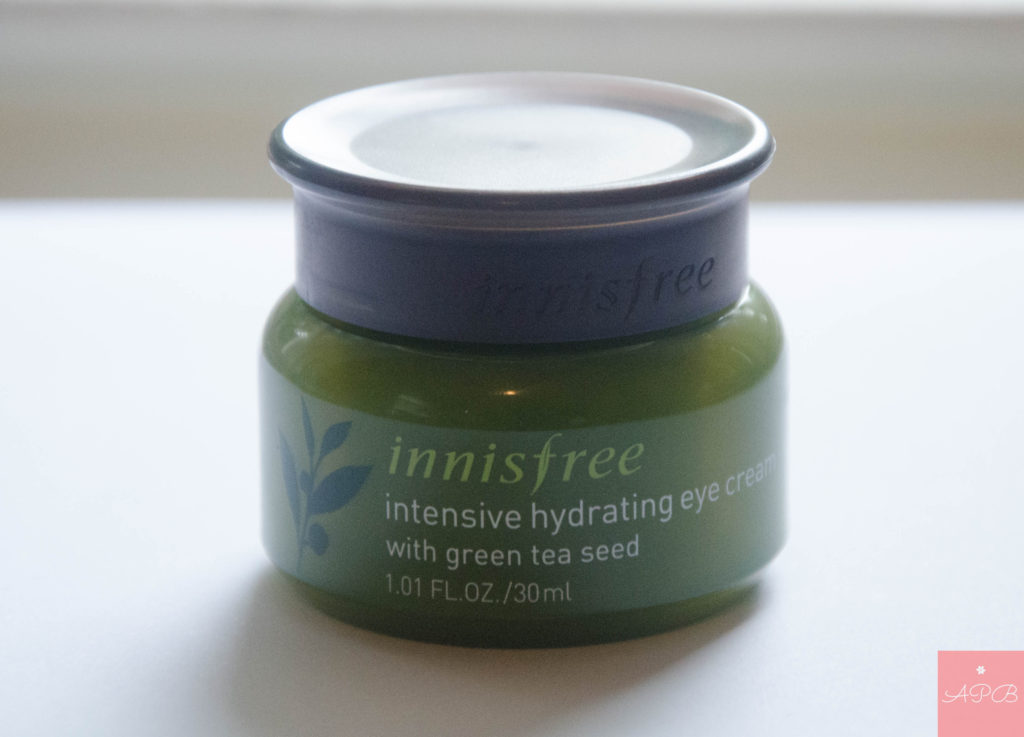 Intensive Hydrating Eye Cream With Green Tea Seed
