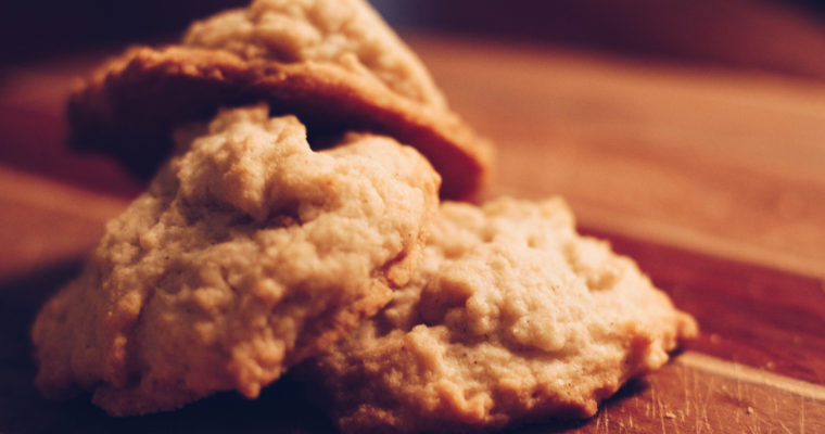 Easy Peasy Cinnamon Sugar Cookie Recipe
